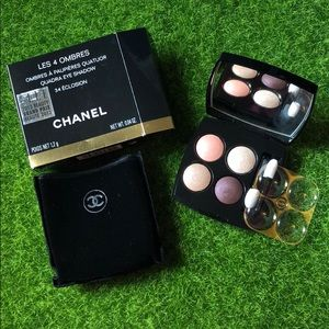 CHANEL Makeup - BNIB Chanel Eyeshadow Palette Les 4Ombres Eclosion